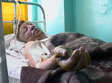 Проводник Петр Войчук ужасно переживает из-за случившегося.