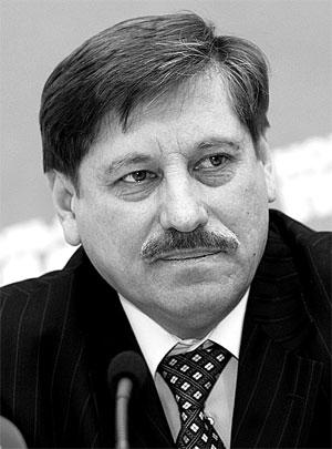 Генеральный директор «Киевавтодора» Георгий Глинский.