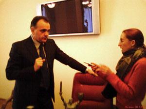 Заммэра Игорь Добруцкий рассказал о планах КГГА.