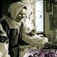 Знаменитая художница начинала с росписи дымоходов.