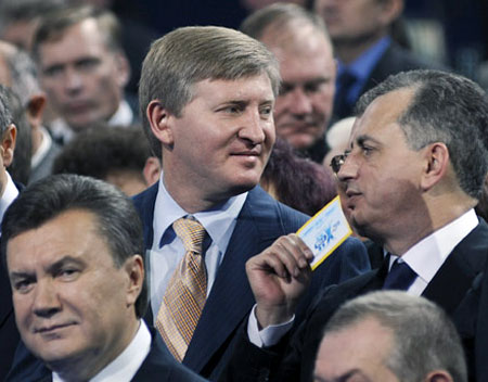 С Ринатом Ахметовым Бориса Колесникова связывает дружба с детских лет.