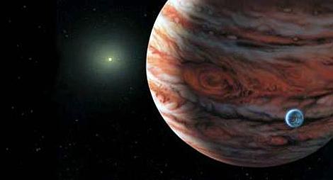 Пока находят гигантские, не пригодные для жизни планеты. Фото membrana.ru.