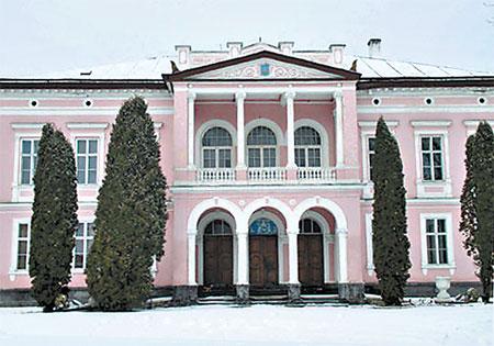 В графском дворце устроят «санаторий строгого режима»?