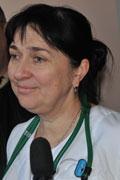 Татьяна Иващенко, зав. Отделением неонатологии ОДКБ.