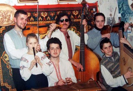 Вербовецкие не только выступают на самых больших сценах, но и вот уже около 20 лет дают семейные концерты - для родных и близких.