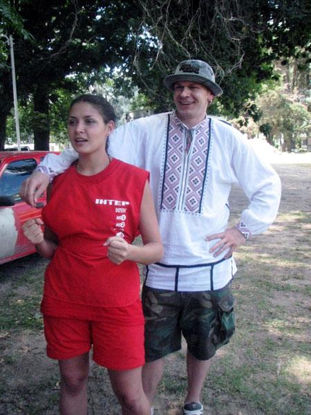 Сашко и Таня признались, что в Аргентине их чувства запылали еще сильнее.