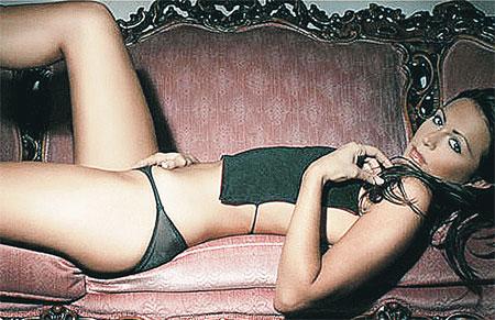 Французская модель Ванесса Перронсель любила футболистов «Челси».