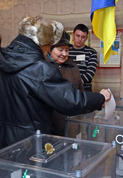 По прогнозам политологов во втором туре проголосуют около 75% избирателей.