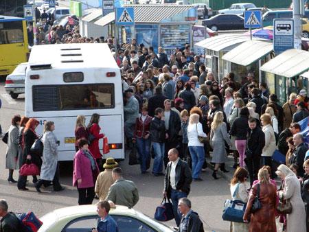 Если транспортная проблема Украины не разрешится - деньги на чемпионате будут зарабатывать немцы и поляки.