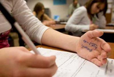 Руки - дело ненадежное, формулы лучше держать в голове.