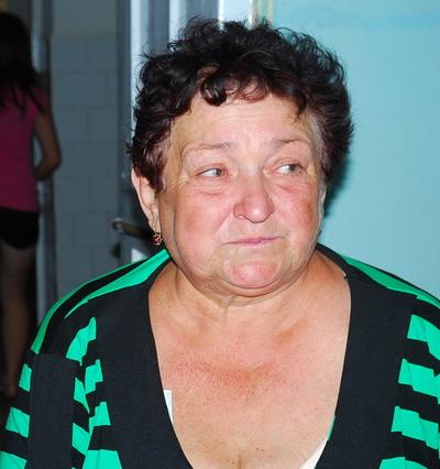 Бабушка Максима Лариса Клименко.