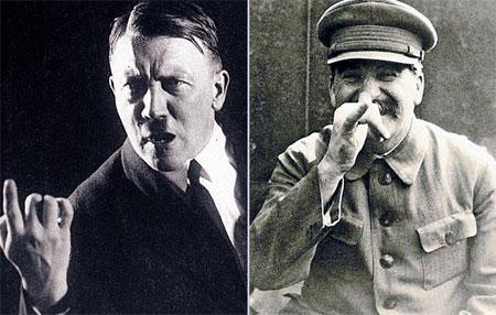 После смерти Гитлера и Сталина появилось множество шарлатанов, которые стали «общаться» с ними на оккультные темы.