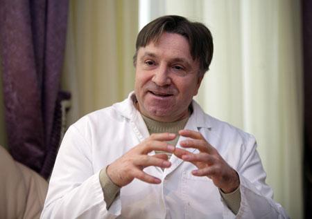 «Кормилец» динамовцев Петр Зварыч.
