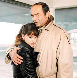 Роль в фильме «Воры в законе» сделала Самохину звездой кино.