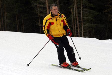 Каждую зиму президент Виктор Ющенко уходил в «отключку» на горных склонах Ивано-Франковщины, но теперь с резиденцией «Синегора» придется расстаться.