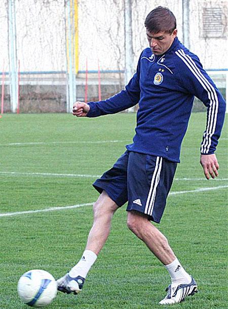 Лучший бомбардир чемпионатов Украины - теперь игрок «Арсенала».