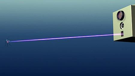 На продажу изобретатели сделают более эстетичную лазерную установку
