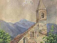 Акварель, выставленная на аукцион, подписана: «Гитлер. 1910».