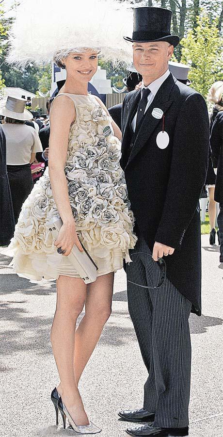 Русская красавица Наталья Водянова с мужем - английским лордом Джастином Портманом - семь лет прожила душа в душу. По слухам, сейчас у них появились проблемы.