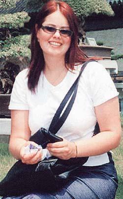 Так Наташа выглядела, когда весила 73 кг.