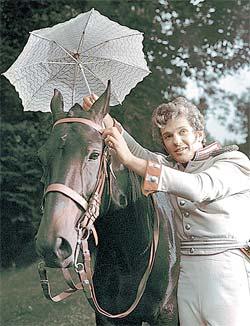Костолевский стал знаменитым, сыграв декабриста в «Звезде пленительного счастья».
