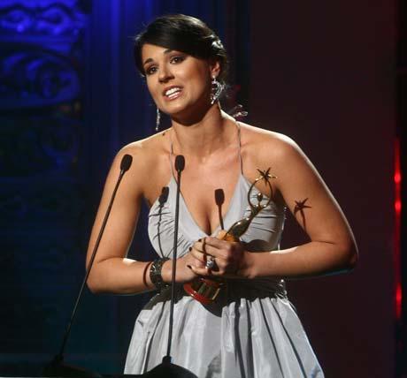 Маша Ефросинина призналась, что до награды подумывала об уходе с ТВ-экрана.