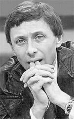 Олег Даль - в 39 лет.