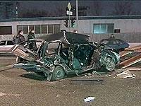 Авария произошла на Люблинской улице около часа ночи. Фото: vesti.ru.