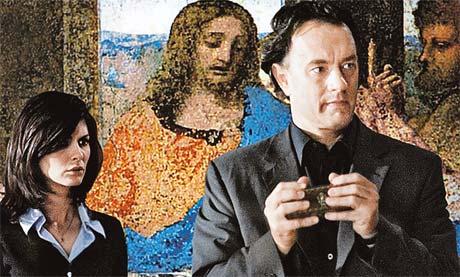 Том Хэнкс и Одри Тоту блестяще сыграли главных героев в фильме «Код да Винчи».
