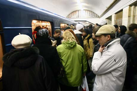 Подземка по-прежнему самый удобный и быстрый вид городского транспорта.