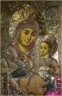 Икона Божией Матери «Вифлеемская».