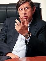 Генеральный директор «Днепроавиа» Сергей Ткаченко.