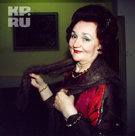 Эту фотографию Валентина Федоровна подарила журналистам