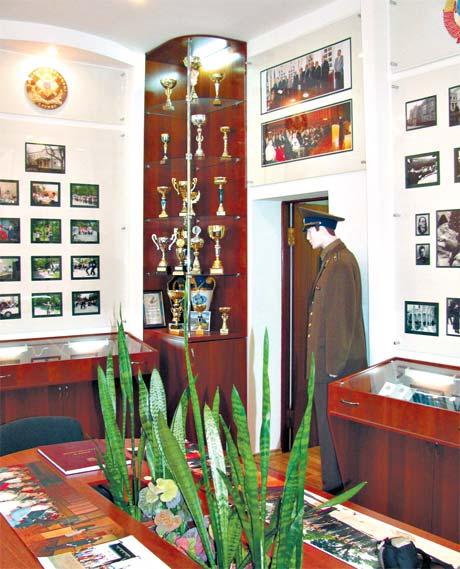 Один из залов «секретной» экспозиции.