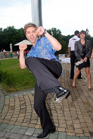 El Кравчук готов побороться за победу на «Евровидении».