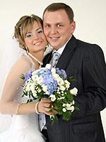 У Алексея и Виктории недавно родился первенец.