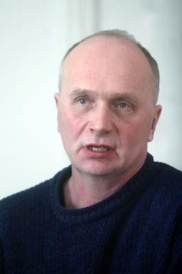 Директор Киевского эколого-культурного центра Владимир Борейко.