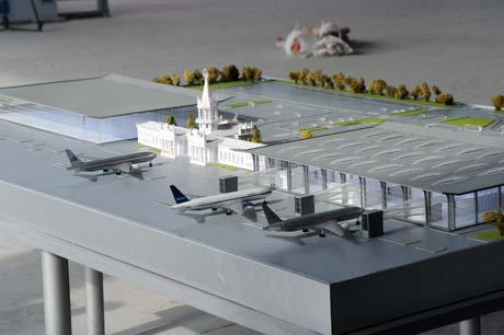 Так будет выглядеть новый Харьковский аэропорт.