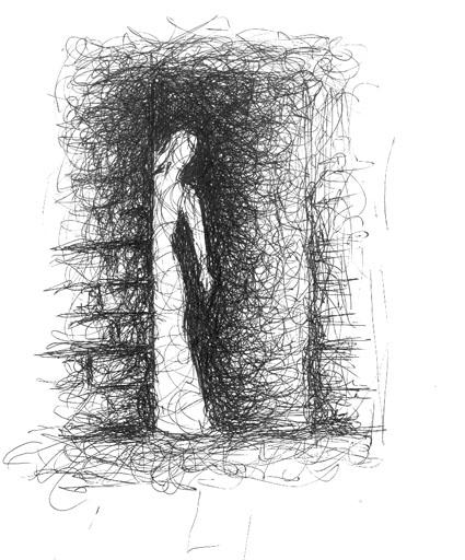 Рисунок Василия Бардына