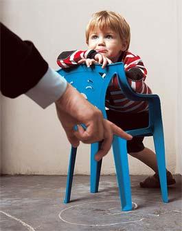 Прежде чем махать перед чадом указующим перстом, подумайте о том, что он тоже будущий родитель.