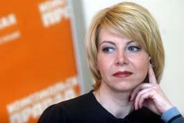 Оксана Соколова считает, что ТВ - не место для сведения счетов.