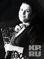 Толкунова выступала более 35 лет. Фото: Валерий ШАХОВ.