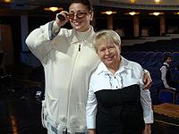 Песня Пахмутовой «Я не могу иначе» принесла Толкуновой невероятную популярность. Фото: Ирина БАРЫШЕВА.
