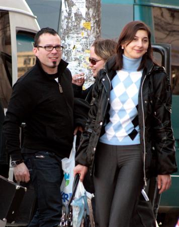 Пааво Лотьёнен не успел прилететь, а уже заглядывается на украинских девушек!