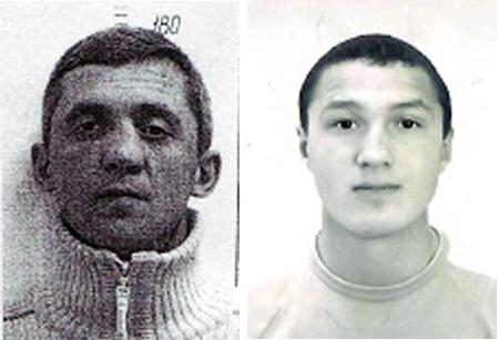 Плиев Башир Аллаутдинович (слева) и Ахметгареев Наиль Мулланурович (справа).