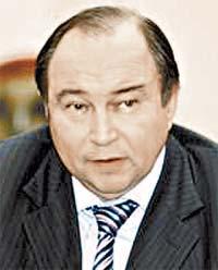 Министр Кабинета министров Анатолий Толстоухов.