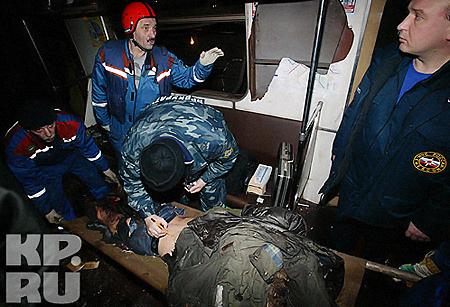 Двойной теракт в московском метро 29 марта унес 38 жизней. Фото: Анатолий ЖДАНОВ.