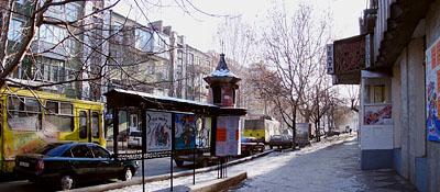 Башенку на Московской в городе знают и взрослые, и дети.