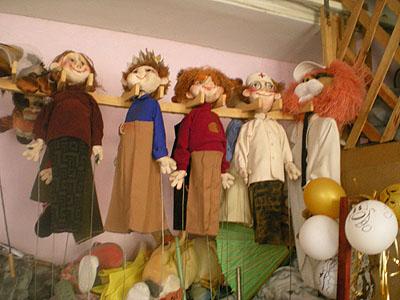 «У каждой куклы-артиста свой характер, лицо и судьба.