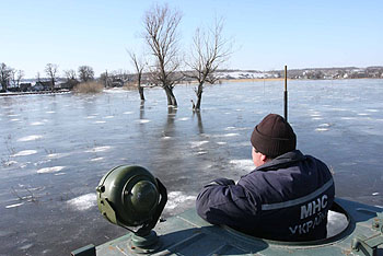 Если в апреле будут затяжные обильные дожди, затопление может повториться.